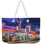 Hellas Restaurant Weekender Tote Bag