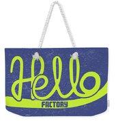 Hello Factory Weekender Tote Bag