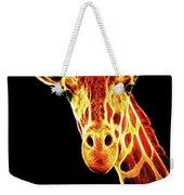 Hello Giraffe Weekender Tote Bag
