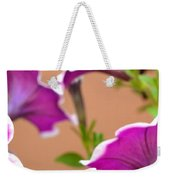 Hello Petunia Weekender Tote Bag