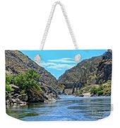 Hells Canyon Dam  Weekender Tote Bag