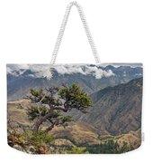 Hells Canyon Weekender Tote Bag
