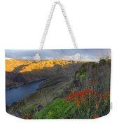 Hells Canyon View Weekender Tote Bag