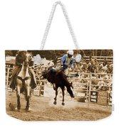 Helluva Rodeo-the Ride 5 Weekender Tote Bag