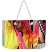 Help Me Out Of This And More Weekender Tote Bag