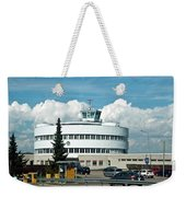 Helsinki - Malmi Airport Building Weekender Tote Bag