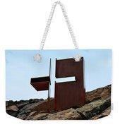 Helsinki Rock Church Cross Weekender Tote Bag