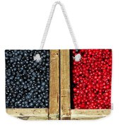 Helsinkian Berries Weekender Tote Bag