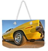 Hemi 'cuda - Ready For Take Off Weekender Tote Bag
