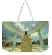 Hemingway Memorial  Weekender Tote Bag