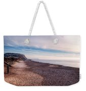 Hengistbury Head And Beach Weekender Tote Bag