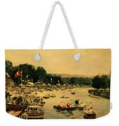 Henley Regatta Weekender Tote Bag