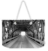 Henniker Covered Bridge Weekender Tote Bag