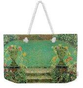Henri Le Sidaner 1862 - 1939 Market Garden, Gerberoy Weekender Tote Bag