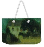 Henri Le Sidaner 1862 - 1939 Moonlight Weekender Tote Bag