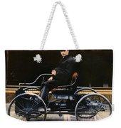 Henry Ford, 1863-1947 Weekender Tote Bag