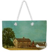 Henry House At Manassas Battlefield Park Weekender Tote Bag