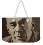 Henry Miller 1 Weekender Tote Bag