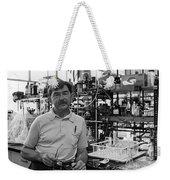 Henry Taube, Canadian-american Chemist Weekender Tote Bag
