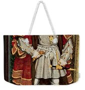 Henry Viii Weekender Tote Bag by Hans Holbein the Younger