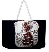 Her 5 Weekender Tote Bag