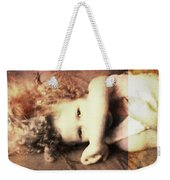 Her Eyes Weekender Tote Bag