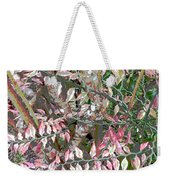 Her Gown Weekender Tote Bag by Eikoni Images
