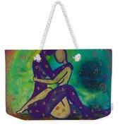 Her Loves Embrace Divine Love Series No. 1006 Weekender Tote Bag