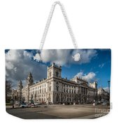 Her Majesty's Treasury Weekender Tote Bag