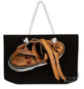 Her Old Shoes Weekender Tote Bag