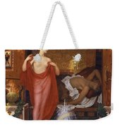 Hera In The House Of Hephaistos Weekender Tote Bag