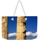 Hera Temple - Selinunte - Sicily Weekender Tote Bag