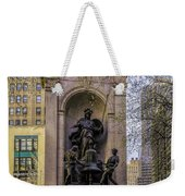 Herald Square - Nyc Weekender Tote Bag
