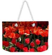 Heralds Of Spring Weekender Tote Bag