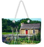 Herb And Vegetable Garden Weekender Tote Bag
