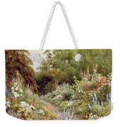 Herbaceous Border  Weekender Tote Bag