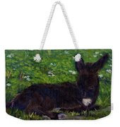 Hercules Weekender Tote Bag by Sharon E Allen