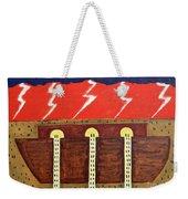 Here Comes The Flood Weekender Tote Bag by Patrick J Murphy
