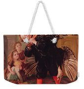 Here Comes The Gobbler Weekender Tote Bag