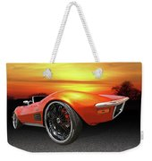 Here Comes The Sun - '72 Stingray Weekender Tote Bag
