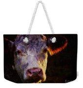 Hereford Cow Weekender Tote Bag