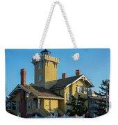 Hereford Inlet Lighthouse Weekender Tote Bag