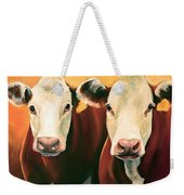 Herefords Weekender Tote Bag