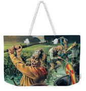 Hereward The Wake Weekender Tote Bag