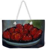 Heritage Tomatoes Weekender Tote Bag