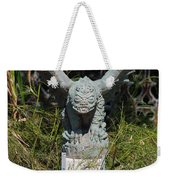 Herman Gargoyle Weekender Tote Bag