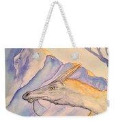 Hermit Weekender Tote Bag