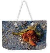 Hermit Crab- Florida Weekender Tote Bag