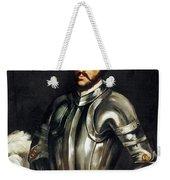 Hernando De Soto Weekender Tote Bag