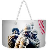 Heroes Weekender Tote Bag